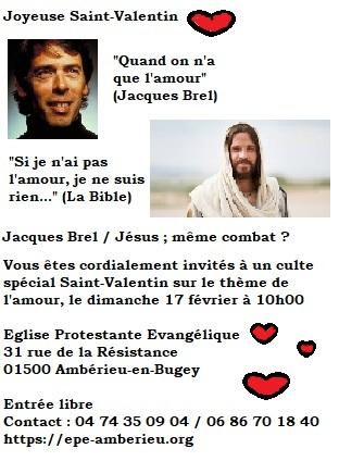 ambérieu saint valentin1